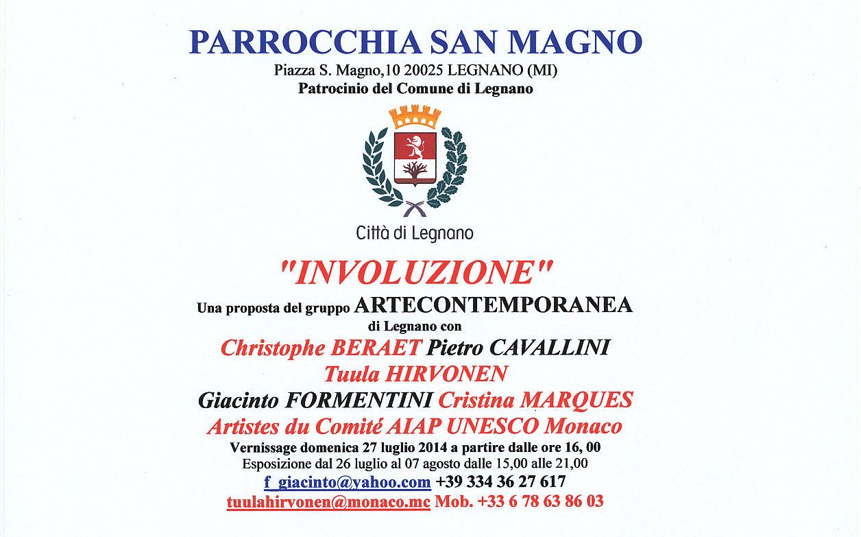 Involuzione parrocchia 2014 V2